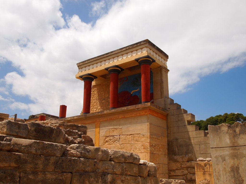 Knossos Palace Tour, Heraklion City Sightseeing - Tourline