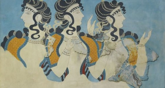 Minoan Art sample