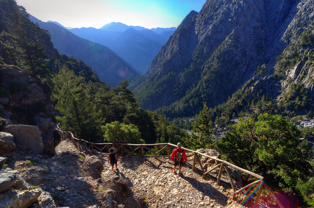 Samaria Gorge (long way)