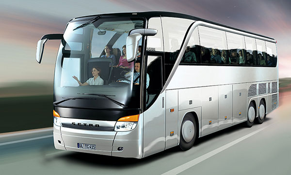 Tourline bus